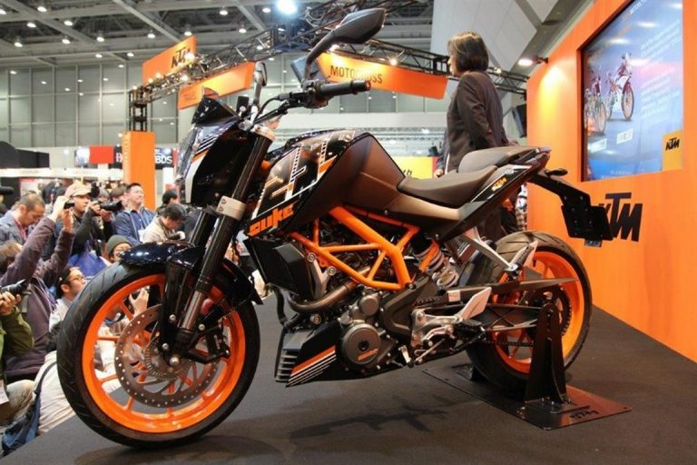 KTM 250 Duke & KTM RC250 India Launch In The Offing? [Pics And Details]