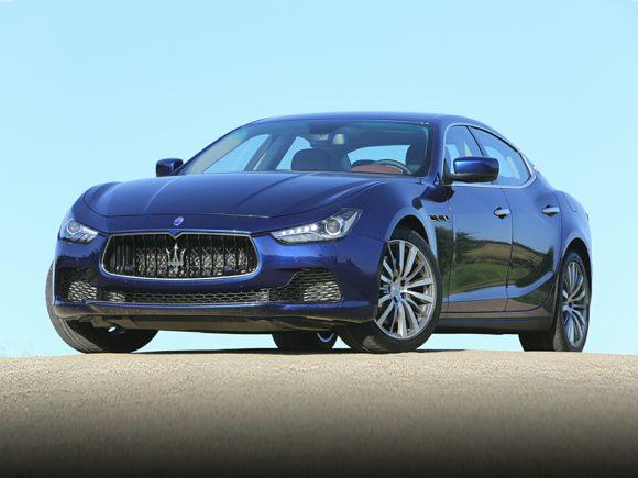 Maserati Ghilbi FF&