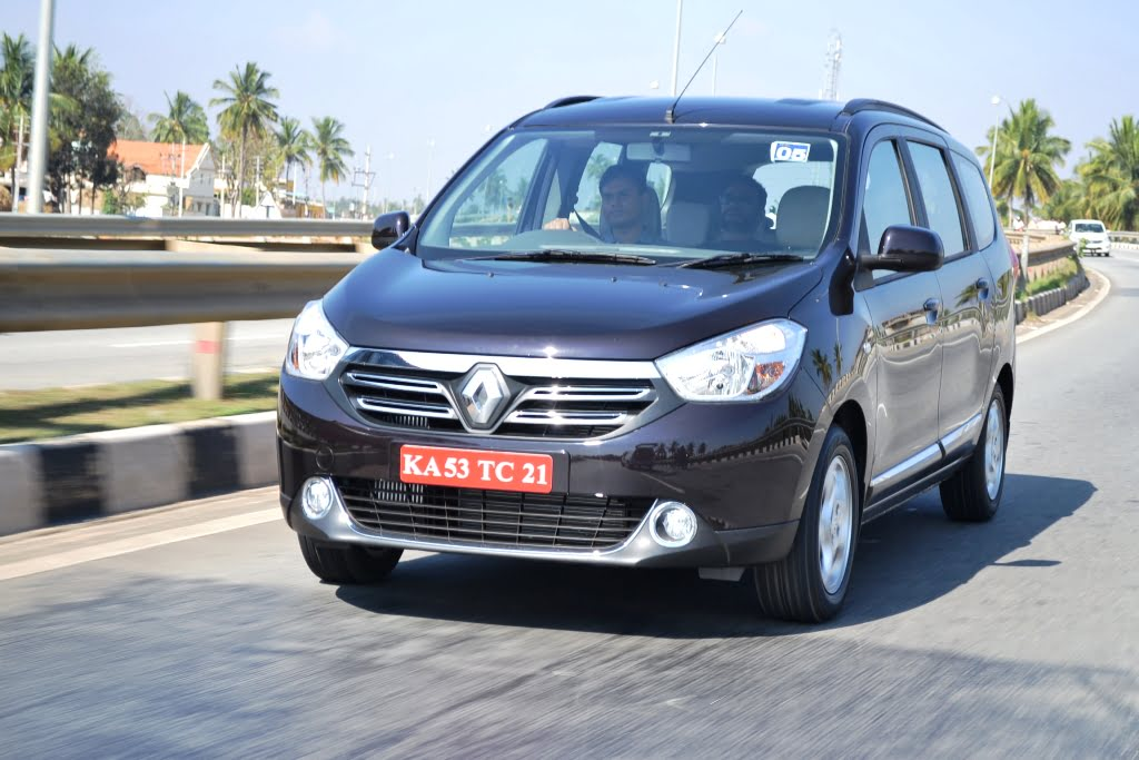 Car Bumper Guard >> Renault Lodgy Price in India, Specifications, Review and Images