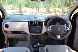Renault Lodgy Review By Car Blog India (7)