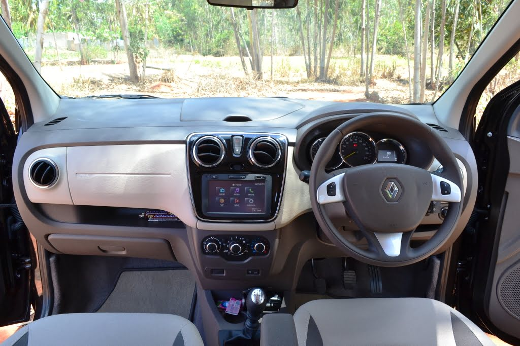 Renault Lodgy Price In India Specifications Review And