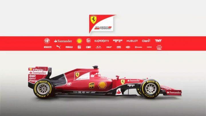 Scuderia Ferrari 2015
