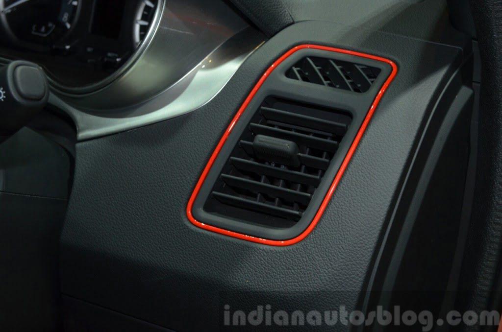 tata bolt sport interior air vents carblogindia. Black Bedroom Furniture Sets. Home Design Ideas