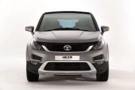 Tata Hexa Concept Front