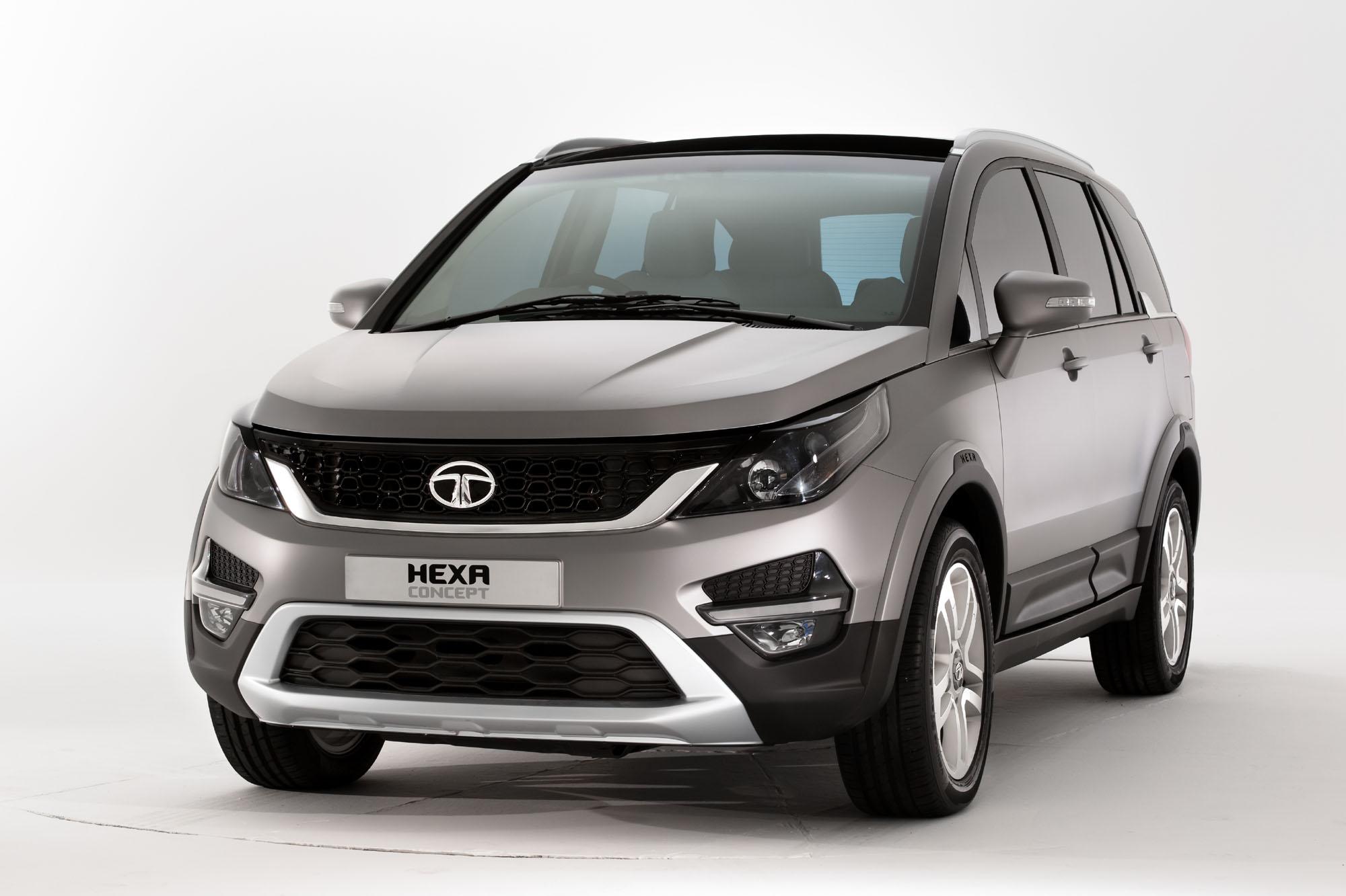 Upcoming Tata Premium SUV (Q501) Pics, Launch, Details
