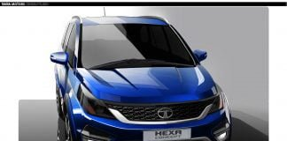 Tata Hexa Design 3