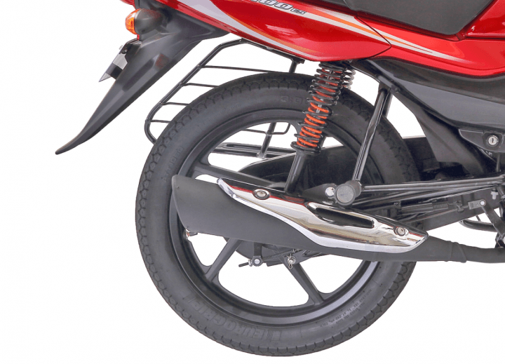 bajaj platina es alloy wheels