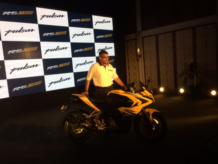 Bajaj Pulsar RS 200 Launch Takes Place. Prices Start At INR 1.18 Lacs