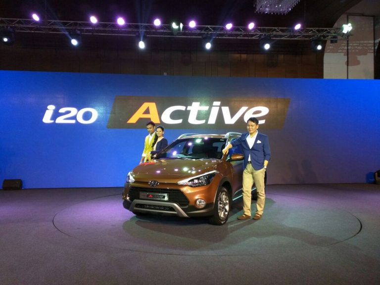 Hyundai i20 Active India Launch Report – Prices Start At 6.38 Lacs