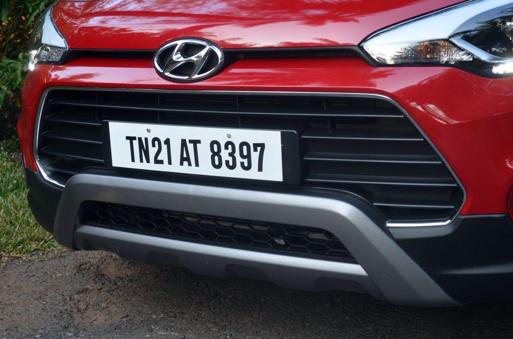 hyundai-i20-active-red-front-bumper - CarBlogIndia