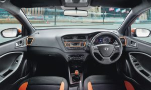 i20 Active dashboard