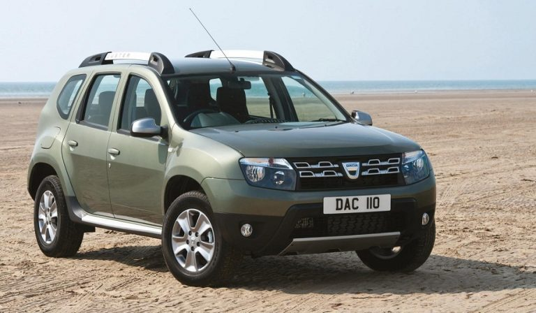Renault Duster AWD 125 TCe Details