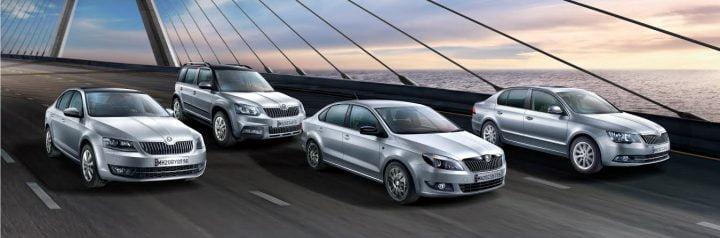 Skoda Zeal bản Cars Ra mắt tại Ấn Độ