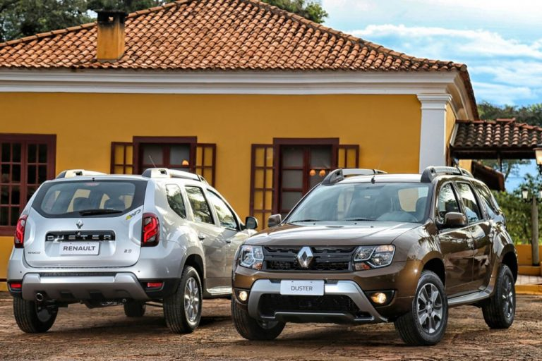 2015 Renault Duster Facelift Launched In Brazil [Pics & Details]
