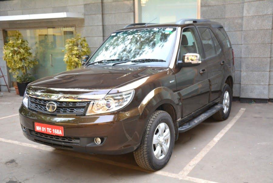 Tata Safari 2018 New Model >> New Model Tata Safari Storme 2015 launch, pics, specs, price