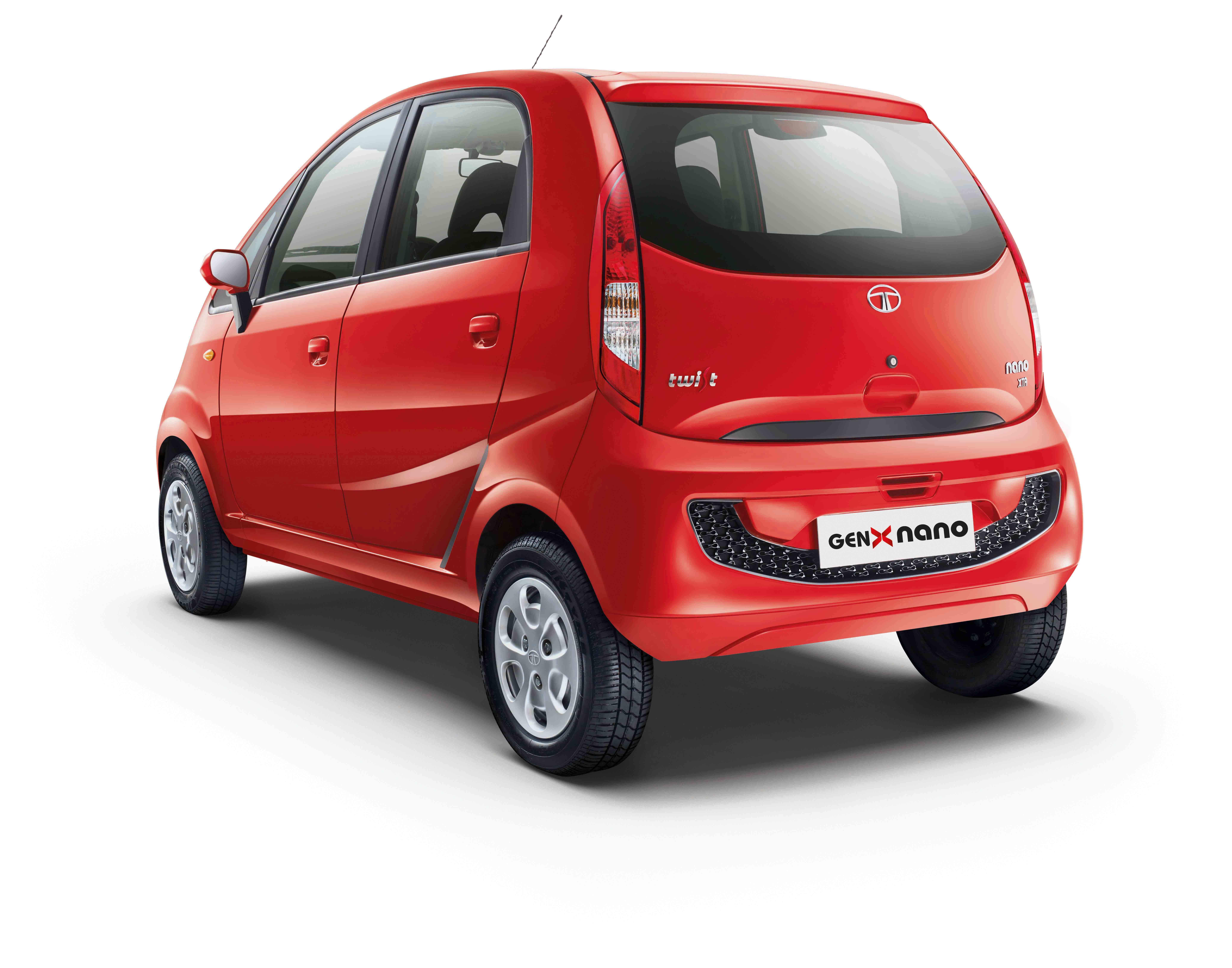 Tata Nano GenX VS Maruti Alto 800 VS Hyundai Eon