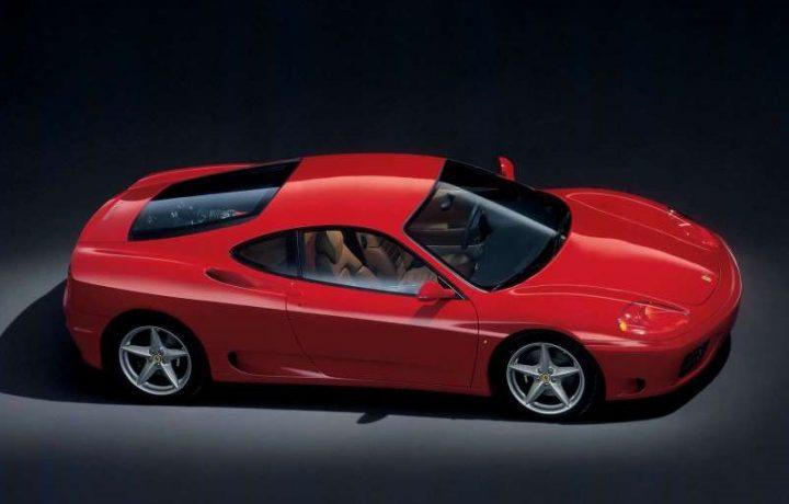 cars of sachin tendulkar Ferrari-360_Modena sachin