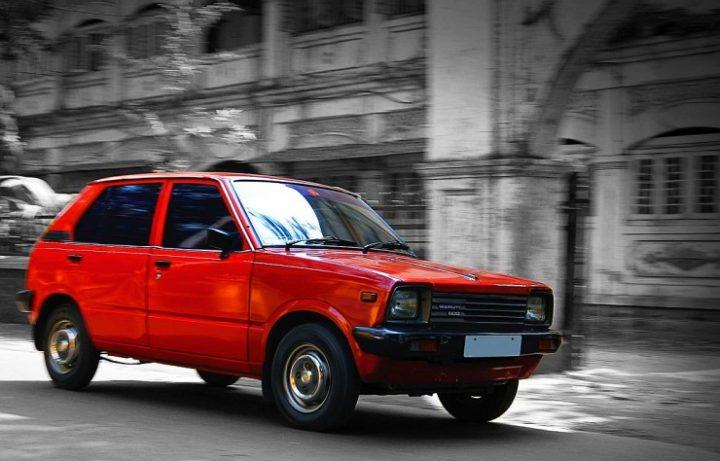 cars of sachin tendulkar Maruti-800 sachin