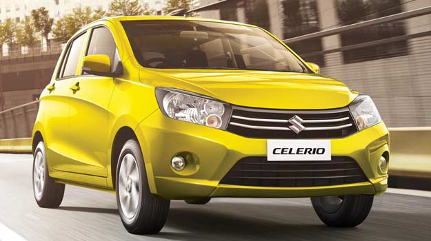 Best Mileage Automatic Cars - Maruti Celerio AMT