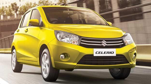 Best Mileage Automatic Cars - Maruti Celerio AMT