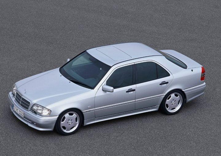 cars of sachin tendulkar Mercedes-Benz C36 Amg Sachin