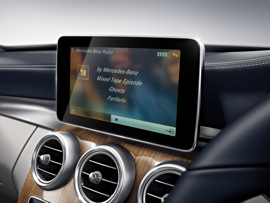 Cloud Based Mercedes Benz Apps For Mercedes India Cars