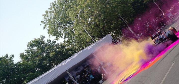 Red Bull Showrun Hyd 1