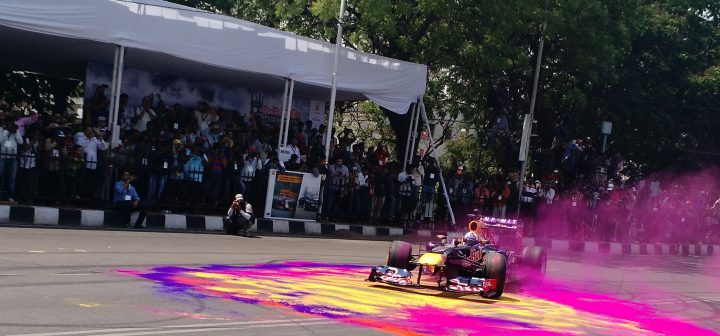 Red Bull Showrun Hyd 2
