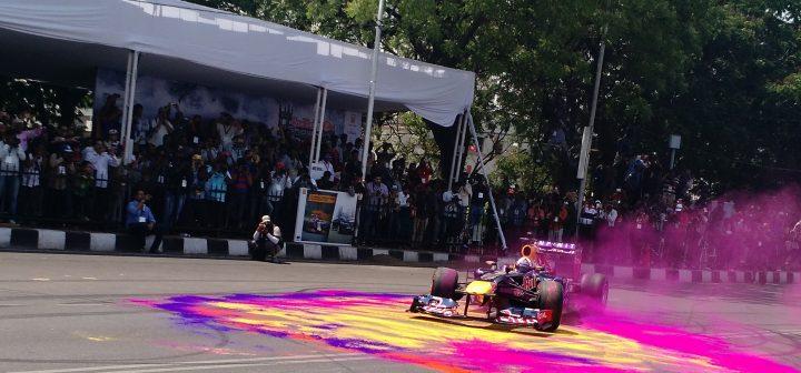 Red Bull Showrun Hyd 2