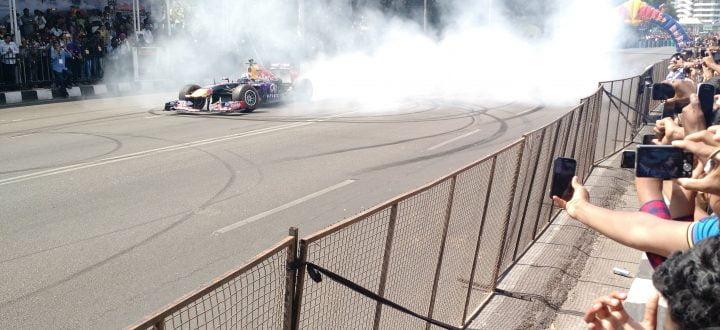 Red Bull Showrun Hyd 4