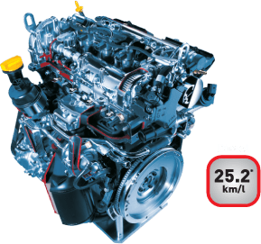 Swift diesel ddis-engine