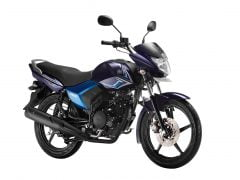 Yamaha Saluto-Bold Blue
