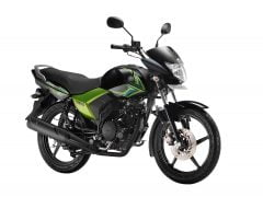 Yamaha Saluto-Glory Green