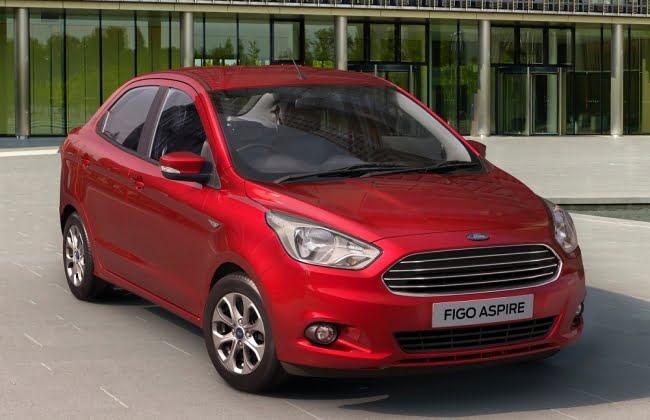 ford-figo-aspire-compact-sedan-pics-front-red