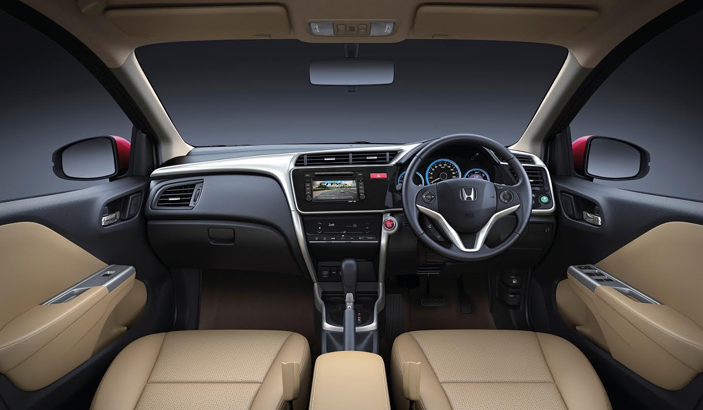 Honda City Vx Optional Price Specs Features Details