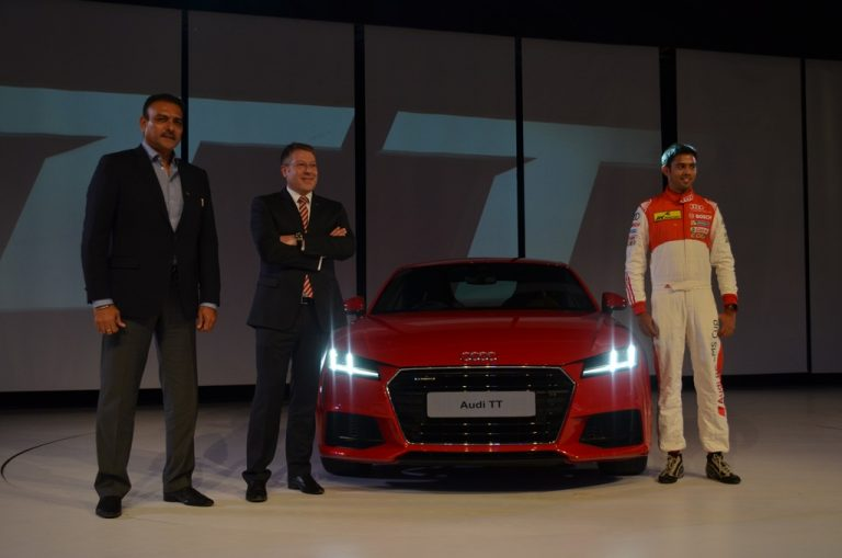 New Audi TT India Launch Report; Price – INR 60.34 lacs