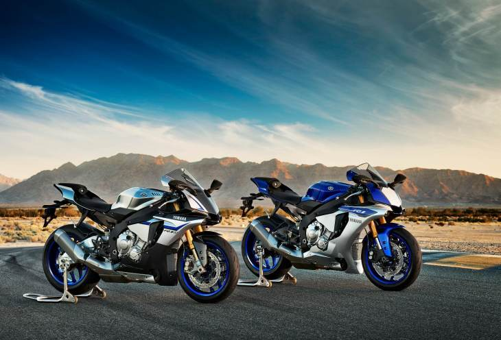 New Model Yamaha YZF R1 & R1M Launched In India