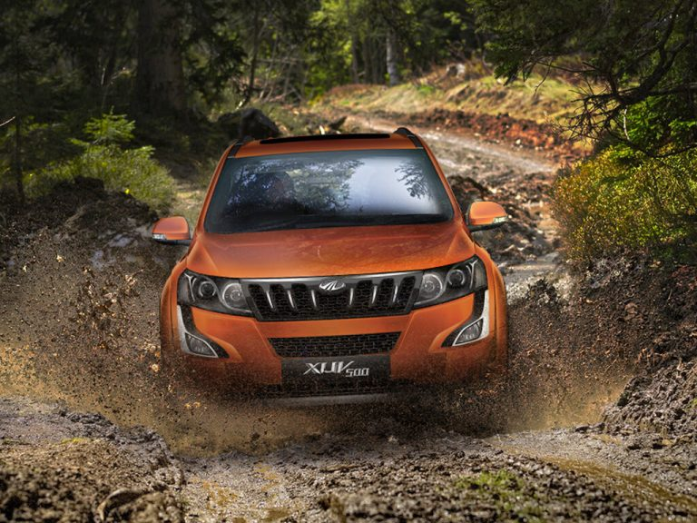 2017 Mahindra XUV500 Facelift Launch This Year!