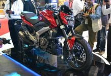 bajaj pulsar cs400 launch