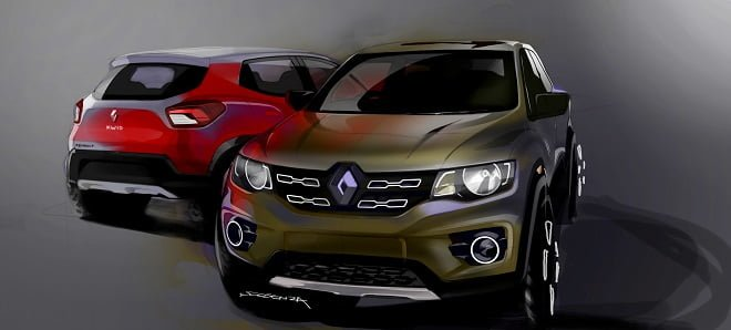 Renault KWID cover image