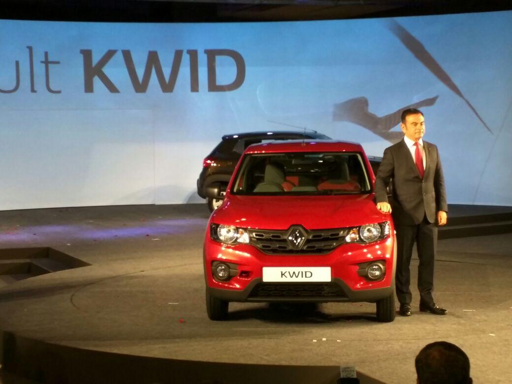Renault Kwid India Price Pics Engine Specification