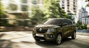 Renault Kwid front