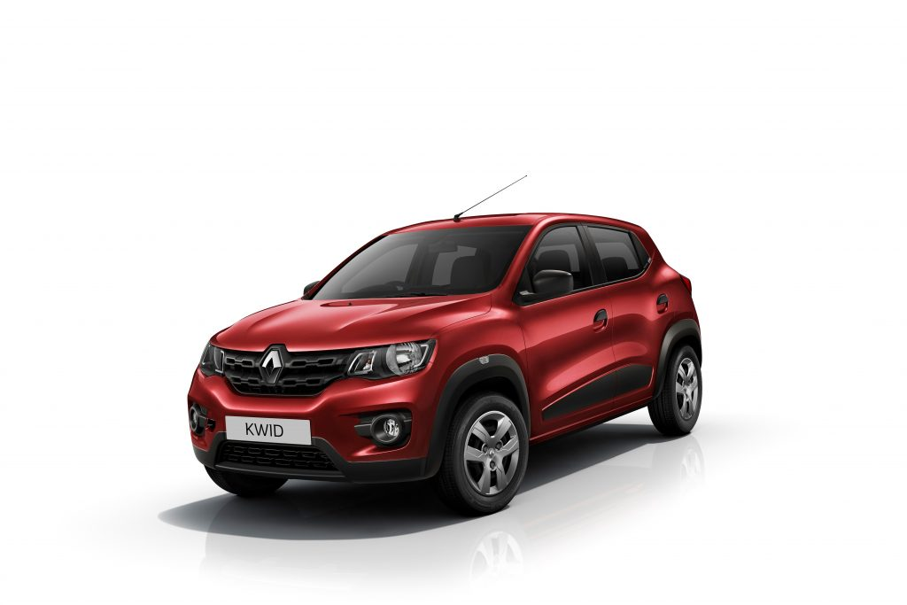 Cars For Less >> Renault Kwid red - CarBlogIndia