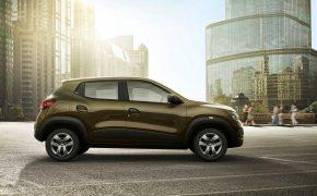 Renault Kwid side