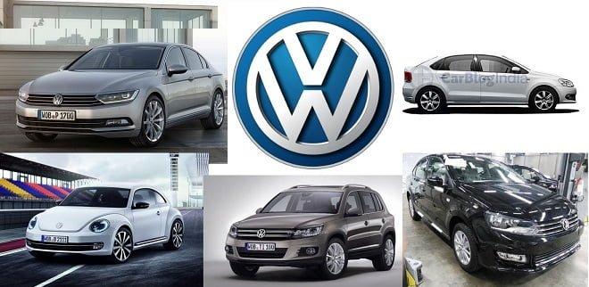 Volkswagen 2015-16