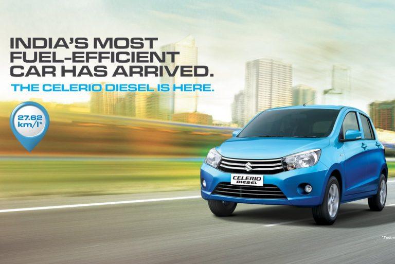 LIVE From Maruti Suzuki Celerio Diesel Gets ABS & Airbags