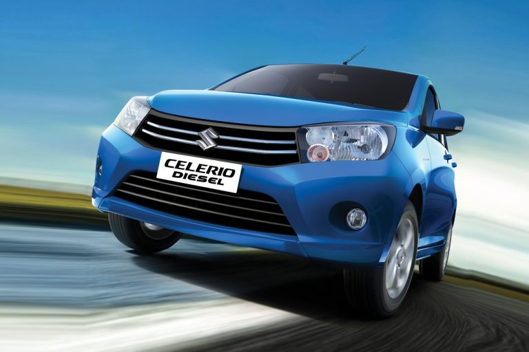 Maruti Celerio Diesel DDiS 125 Launched – All You Need to Know!