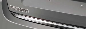 nissan-terrano-groove-limited-edition-pics-Backdoor Garnish_silver-CR