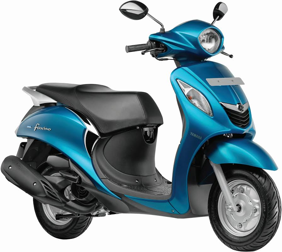 Yamaha Scooty Bike