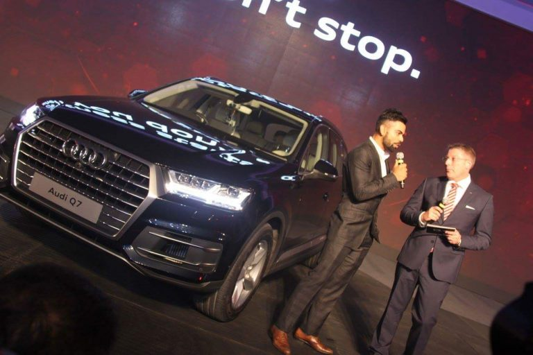 New Model Audi Q7 Launched [Images & Details]